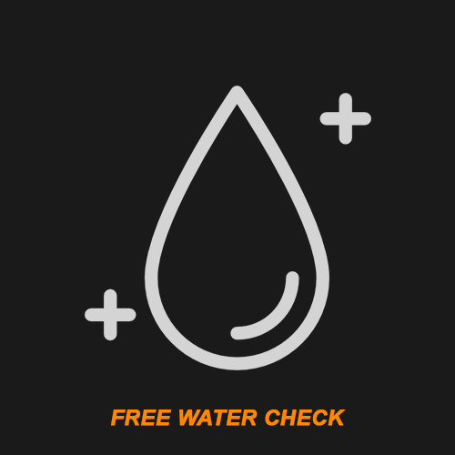 Free Water Check